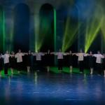 Gala Baletowa w Operze Wrocławskiej. Zorba. Choreografia Bożena Klimczak, muzyka Mikis Theodorakis. Światła Łukasz Różewicz