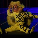 Don Giovanni w Operze Wrocławskiej. Reżyseria Mariusz Treliński. Marcello San Martin, Joanna Moskowicz