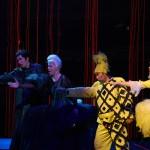Don Giovanni w Operze Wrocławskiej. Reżyseria Mariusz Treliński. Rafał Bartmiński, Marta Wyłomańska, Marcello San Martin, Joanna Moskowicz